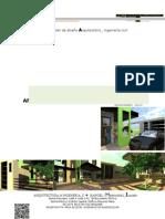 Memoria_descriptiva de Arquitectura_prados Del Mirador