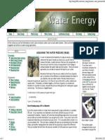 Measuring Water Pressure or Head