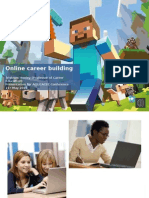 Online Career Building