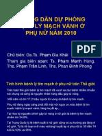 Khuyen Cao CVD in Women GsKhai