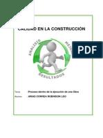 Calidad en La Construcción - Leo Arias Correa