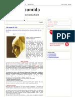 Análisis Resumen de La Obra de Sor Juana Inés de La Cruz