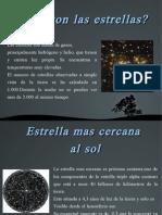las estrellas