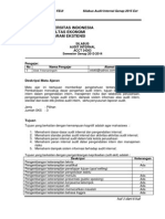 Silabus Audit Internal Genap 2015 Ext