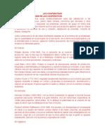 Cooperativas de Trabajadores - Completo Informe