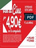 Ven Al Cine 490 Las Arenas-