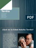 Adultez Tardía.pptx
