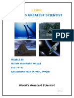 World Greatest Scientists