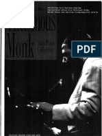 Thelonious Monk Jazz Piano Collection