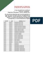 Docentes Apurimac, Cusco, Madre de Dios y Lambayeque 23052015.Xlsx