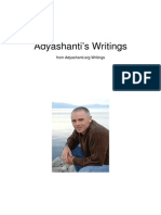 Adyashanti's Writings