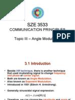 b3 Angle Modulation -comm theorem