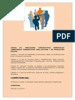 3. Unidad Tres Comunicación