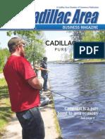 May/June 2015 Cadillac Area Buisness Magazine