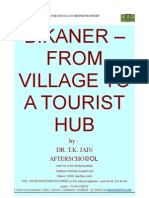 Bikaner - From Village to a Tourist Hub