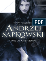 Time of Contempt by Andrzej Sapkowski Extract