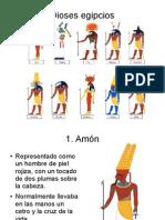 los dioses egipcios.odp