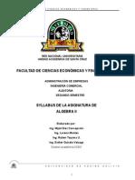 ALGEBRA II.doc