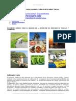 Diagnostico Socio Economico Laboral Region Tumbes 2012