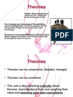 Theories of We Media