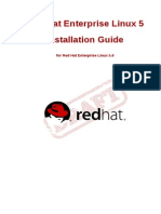 Red Hat Enterprise Linux 5 Installation Guide Es ES