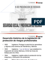 Unidad I Seguridad Social y Prevención de Riesgos.
