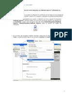 Guia Configura Outlook Express