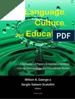 Language-Culture Education Revised Edition