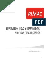 Supervision Eficaz y Herramientas Practicas Para Gestion