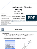 Direction Finding Presentation