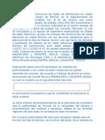 Aclaratoria Sobre La Profundidad de Entierre de Los Postes en Managua