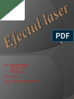 Efectul Laser