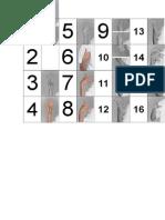 numeros señas