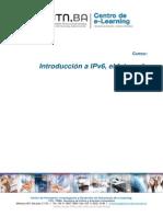 Introducción a IPv6 - Unidad 1