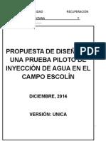 PROPUESTA DE DISEÑO DE UNA PRUEBA PILOTO DE INYECCIÓN DE AGUA EN EL CAMPO ESCOLIN parte calculos (2)