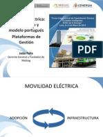 09 Movilidad Eléctrica, El Concepto y Modelo Portugués - Joao Felix