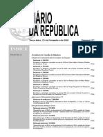 Decreto Lei Da Profissionalização UA