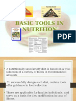 Basic Tools in Nutrition 1