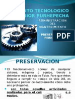 Expo de Preservacion Periodica