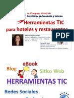 Herramientas TIC para la Hotelería y el Turismo
