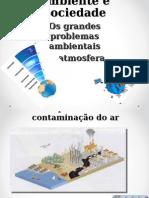 Problemas ambientais na atmosfera