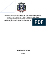 APOSTILA REDE DE PROTEÇÃO