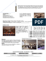 Room Directory - Metropolitan Hotel Sofia, Bulgaria