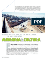 Nuevo Complejo Ex Carcel Valparaiso