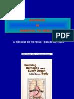WHO World No Tobacco Day 31[1][1].05.05