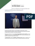 07-05-2015 SDPNoticias,Com - Moreno Valle Se Reúne Con Directivos de Empresas Líderes Del Mundo en El Foro Económico Mundial Para AL