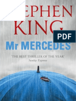 MR MERCEDES by Stephen King (extract)
