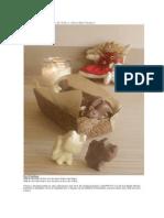 Bombons de Chocolate de Leite e Chocolate Branco