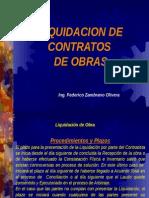 c. Exposicion - Liquidacion de Obras
