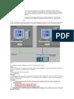 Configuración OPC WinCC